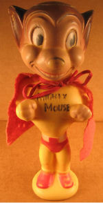 Mighty Mouse doll